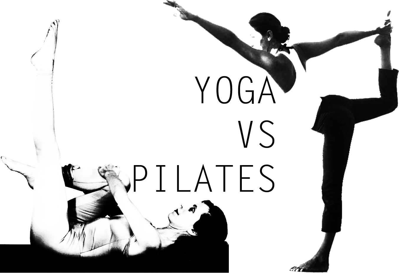Image result for pilates vs yoga